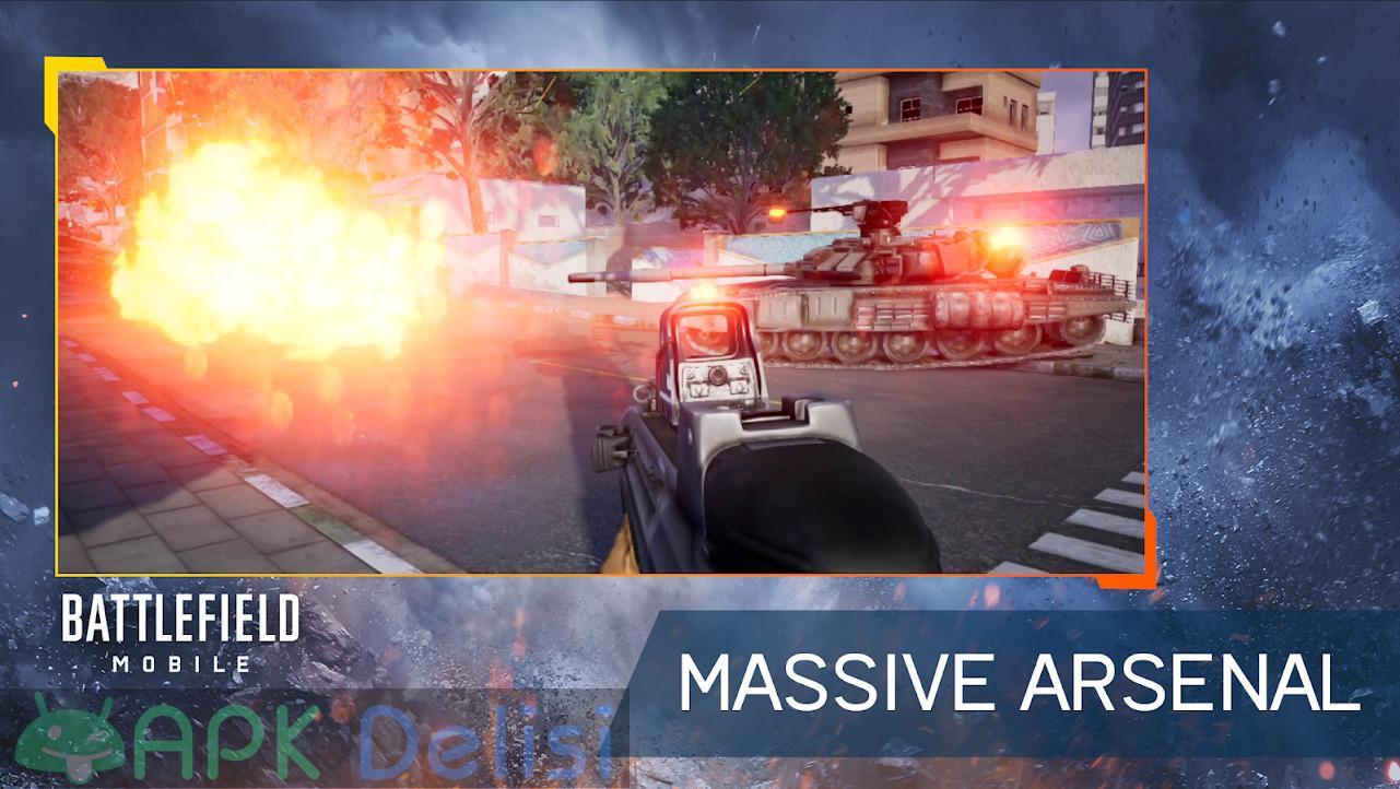 Battlefield Mobile FULL APK — TAM SÜRÜM 4