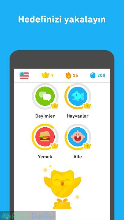 Duolingo PLUS – Dilleri Ücretsiz Öğrenin v5.11.4 PREMİUM APK — PLUS ÜYELİĞİ AÇIK 5