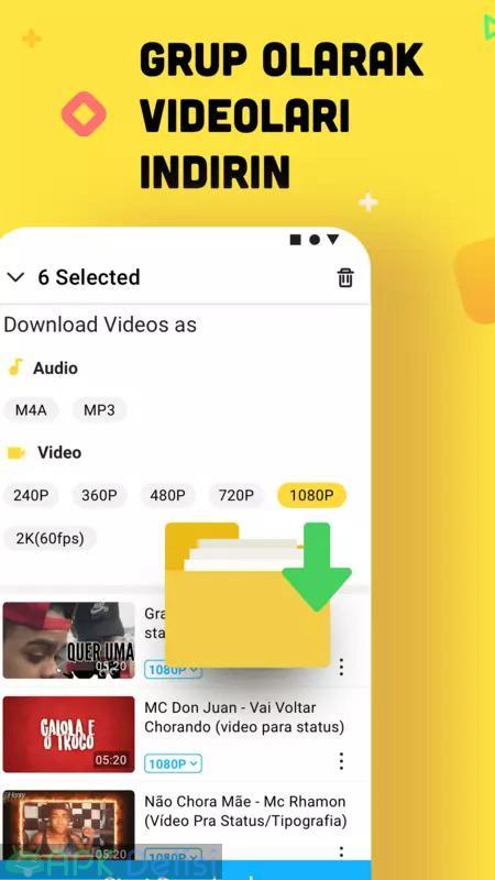 Snaptube Vip v5.19.0.5192910 MOD APK — Youtube video ve müzik indirici (2021 TEMMUZ) 1