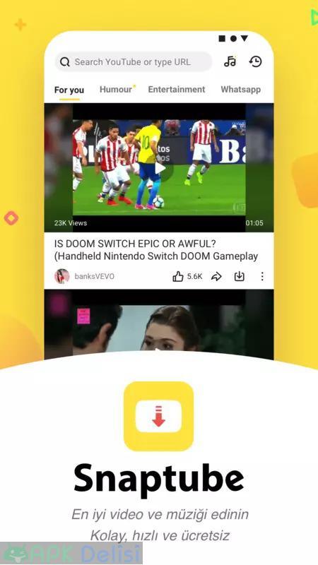Snaptube Vip v5.19.0.5192910 MOD APK — Youtube video ve müzik indirici (2021 TEMMUZ) 2