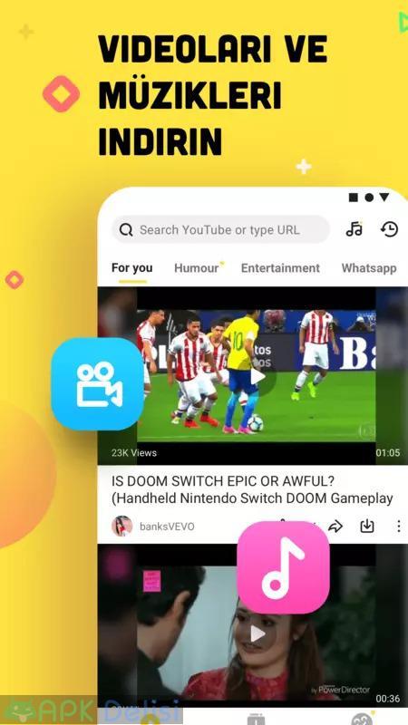 Snaptube Vip v5.19.0.5192910 MOD APK — Youtube video ve müzik indirici (2021 TEMMUZ) 4