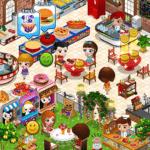 cafeland restoran oyunu mod apk para hileli apkdelisi 0