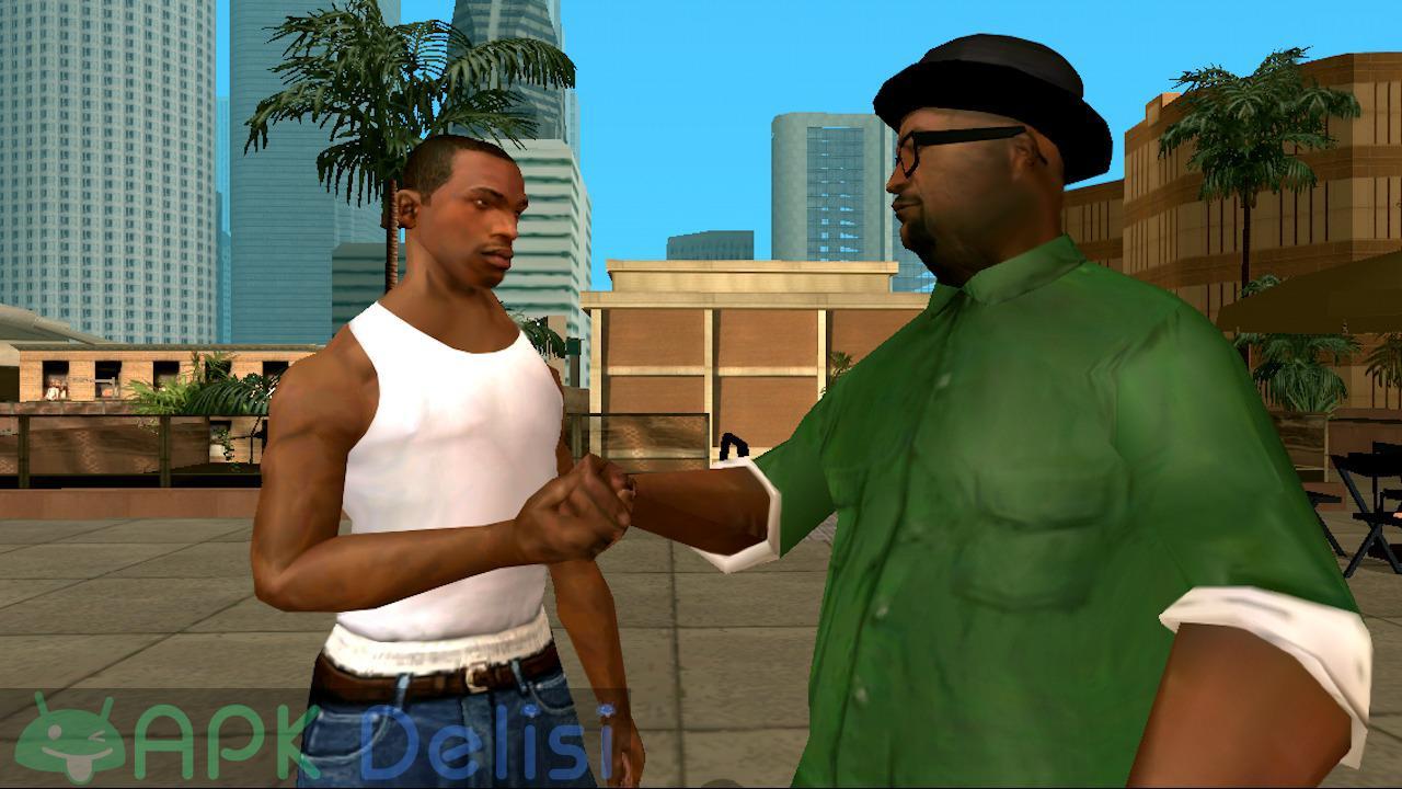 Grand Theft Auto San Andreas v2.00 FULL / MOD APK — TAM SÜRÜM / PARA HİLELİ 1