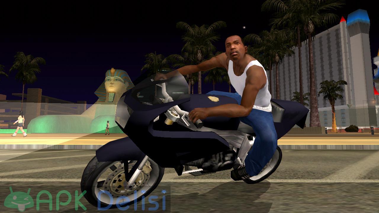 Grand Theft Auto San Andreas v2.00 FULL / MOD APK — TAM SÜRÜM / PARA HİLELİ 4