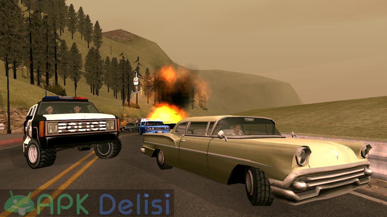Grand Theft Auto San Andreas v2.00 FULL / MOD APK — TAM SÜRÜM / PARA HİLELİ 6