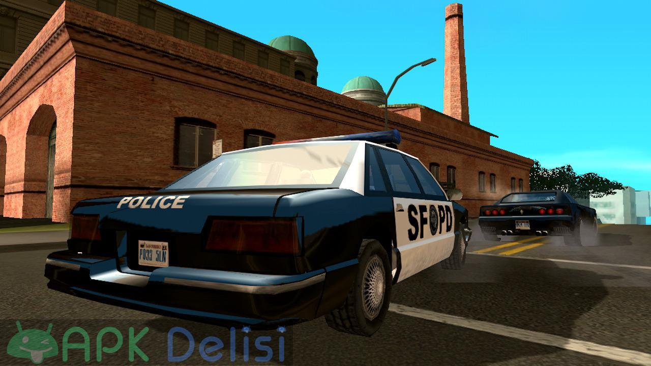 Grand Theft Auto San Andreas v2.00 FULL / MOD APK — TAM SÜRÜM / PARA HİLELİ 7