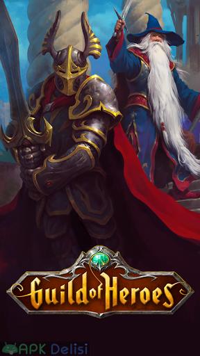 Guild of Heroes Fantasy RPG v1.117.5 MOD APK — MEGA HİLELİ 1