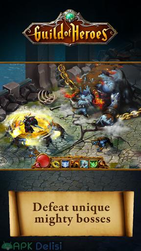 Guild of Heroes Fantasy RPG v1.117.5 MOD APK — MEGA HİLELİ 3