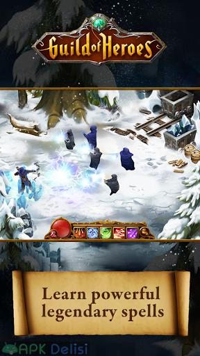 Guild of Heroes Fantasy RPG v1.117.5 MOD APK — MEGA HİLELİ 4