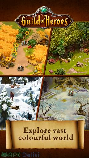 Guild of Heroes Fantasy RPG v1.117.5 MOD APK — MEGA HİLELİ 5