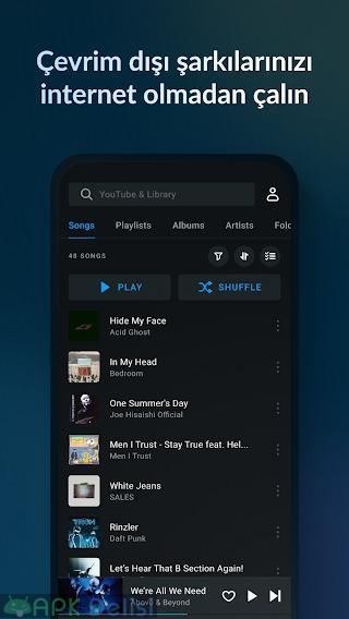 Müzik Çalar Lark Player v5.14.6 PRO MOD APK — REKLAMSIZ 1