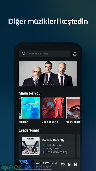 Müzik Çalar Lark Player v5.14.6 PRO MOD APK — REKLAMSIZ 5