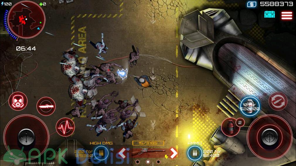 SAS Zombie Assault 4 v1.9.2 MOD APK — MEGA HİLELİ 1
