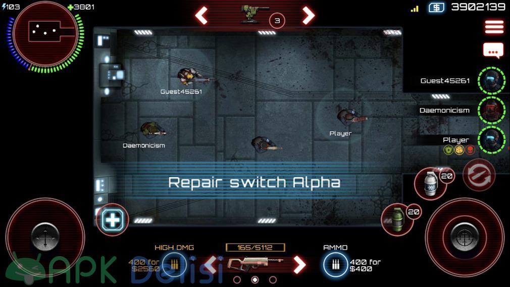 SAS Zombie Assault 4 v1.9.2 MOD APK — MEGA HİLELİ 2