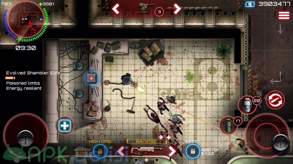 SAS Zombie Assault 4 v1.9.2 MOD APK — MEGA HİLELİ 4