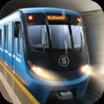 subway simulator 3d mod apk para hileli apkdelisi 0