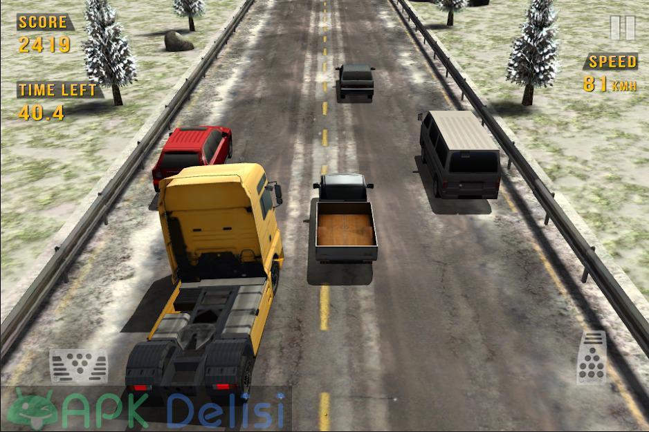 Traffic Racer v3.5 MOD APK — PARA HİLELİ 2