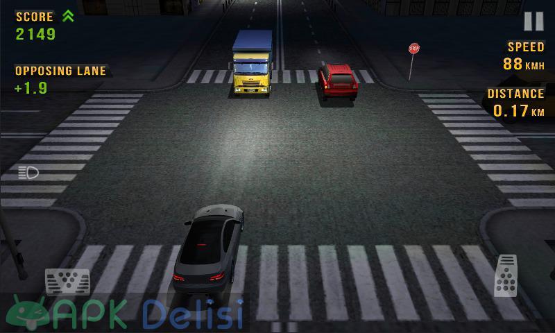 Traffic Racer v3.5 MOD APK — PARA HİLELİ 8