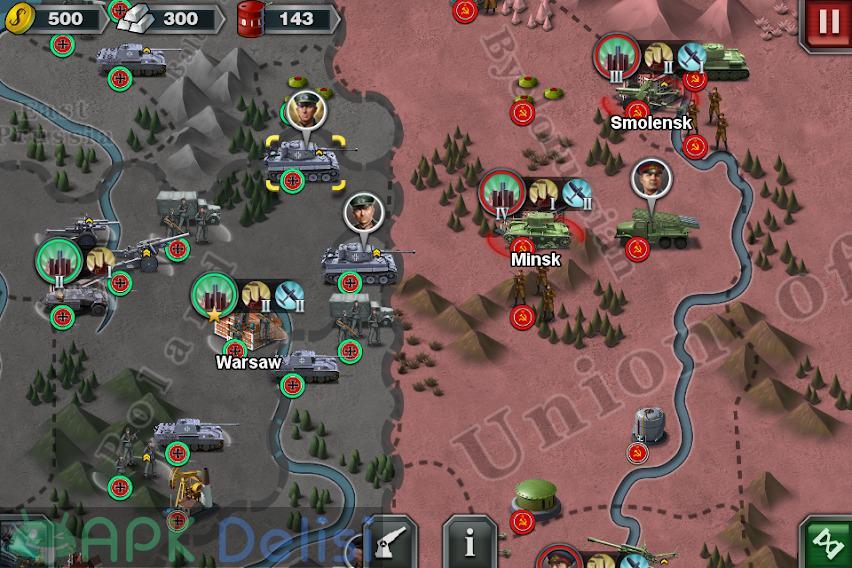 World Conqueror 3 v1.2.42 MOD APK — MADALYA HİLELİ 1