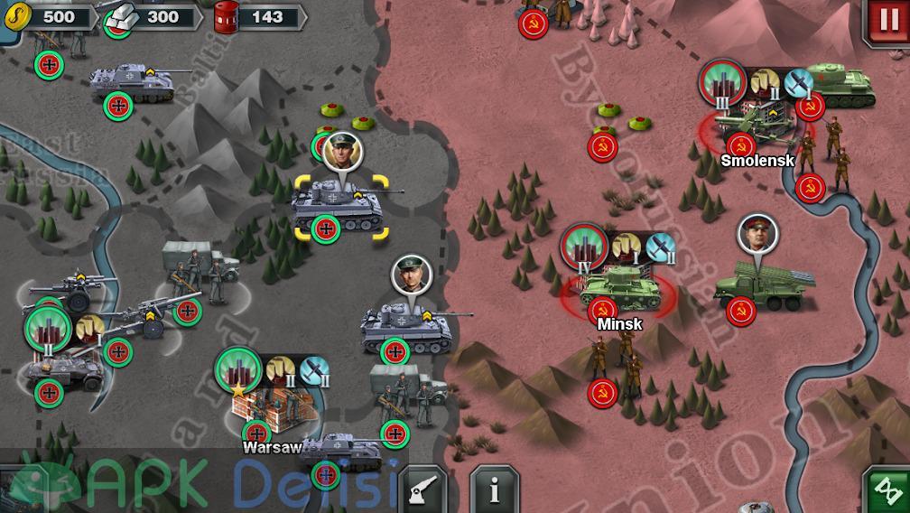 World Conqueror 3 v1.2.42 MOD APK — MADALYA HİLELİ 6