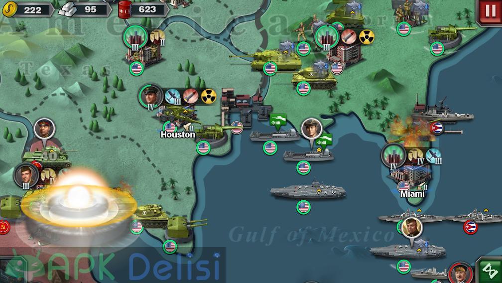 World Conqueror 3 v1.2.42 MOD APK — MADALYA HİLELİ 9