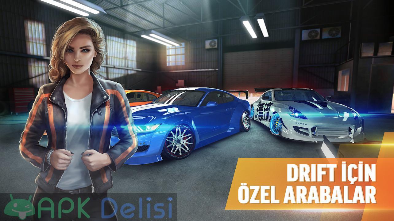 Drift Max PRO v2.4.61 MOD APK — PARA HİLELİ 5