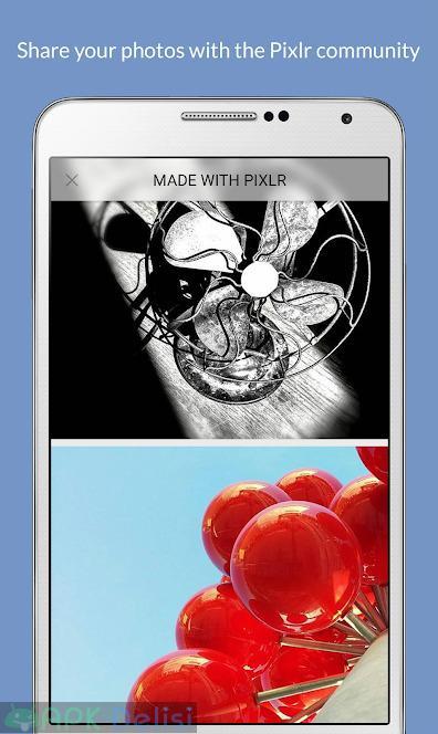 Pixlr Photo Editor PRO v3.4.56 VİP MOD APK – TÜM KİLİTLER AÇIK 5