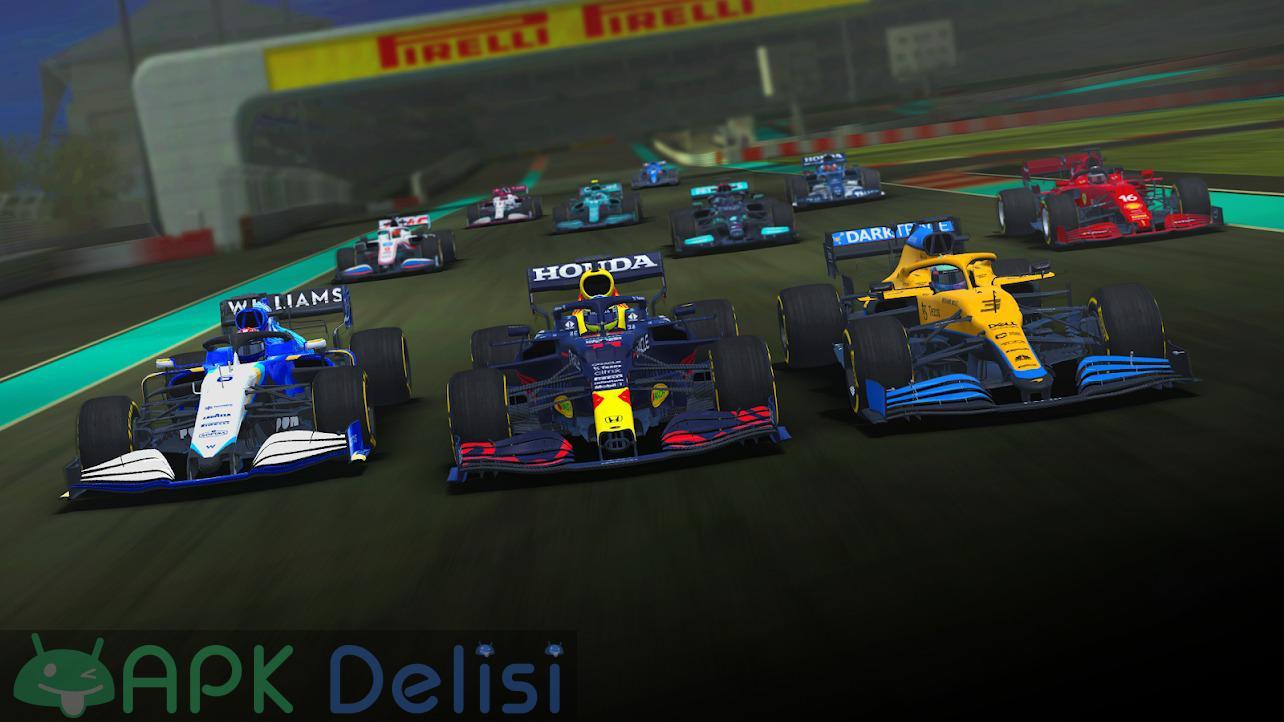 Real Racing 3 v9.5.0 MEGA MOD APK — MEGA HİLELİ 1