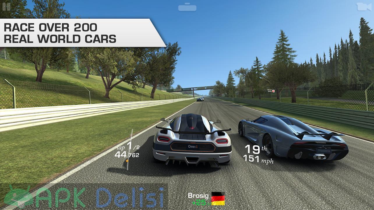 Real Racing 3 v9.5.0 MEGA MOD APK — MEGA HİLELİ 2