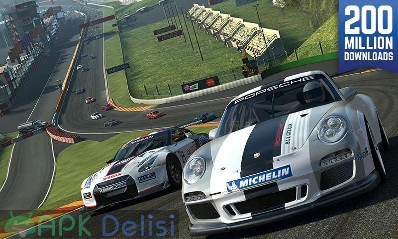 Real Racing 3 v9.5.0 MEGA MOD APK — MEGA HİLELİ 4