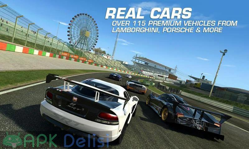 Real Racing 3 v9.5.0 MEGA MOD APK — MEGA HİLELİ 5