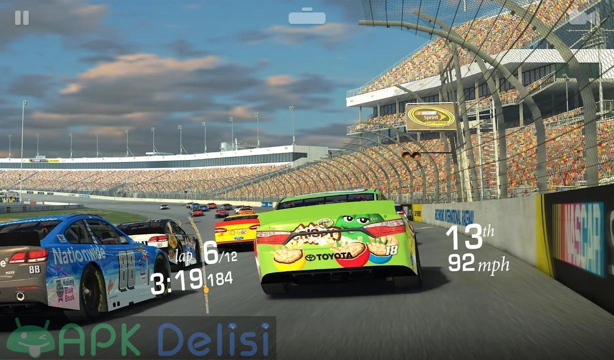Real Racing 3 v9.5.0 MEGA MOD APK — MEGA HİLELİ 7