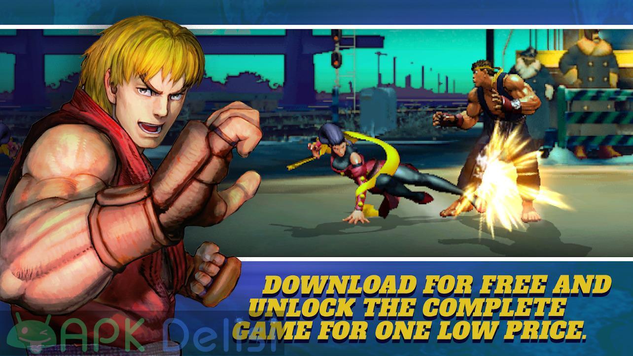 Street Fighter 4 Champion Edition v1.03.03 MOD APK — KİLİTLER AÇIK 1