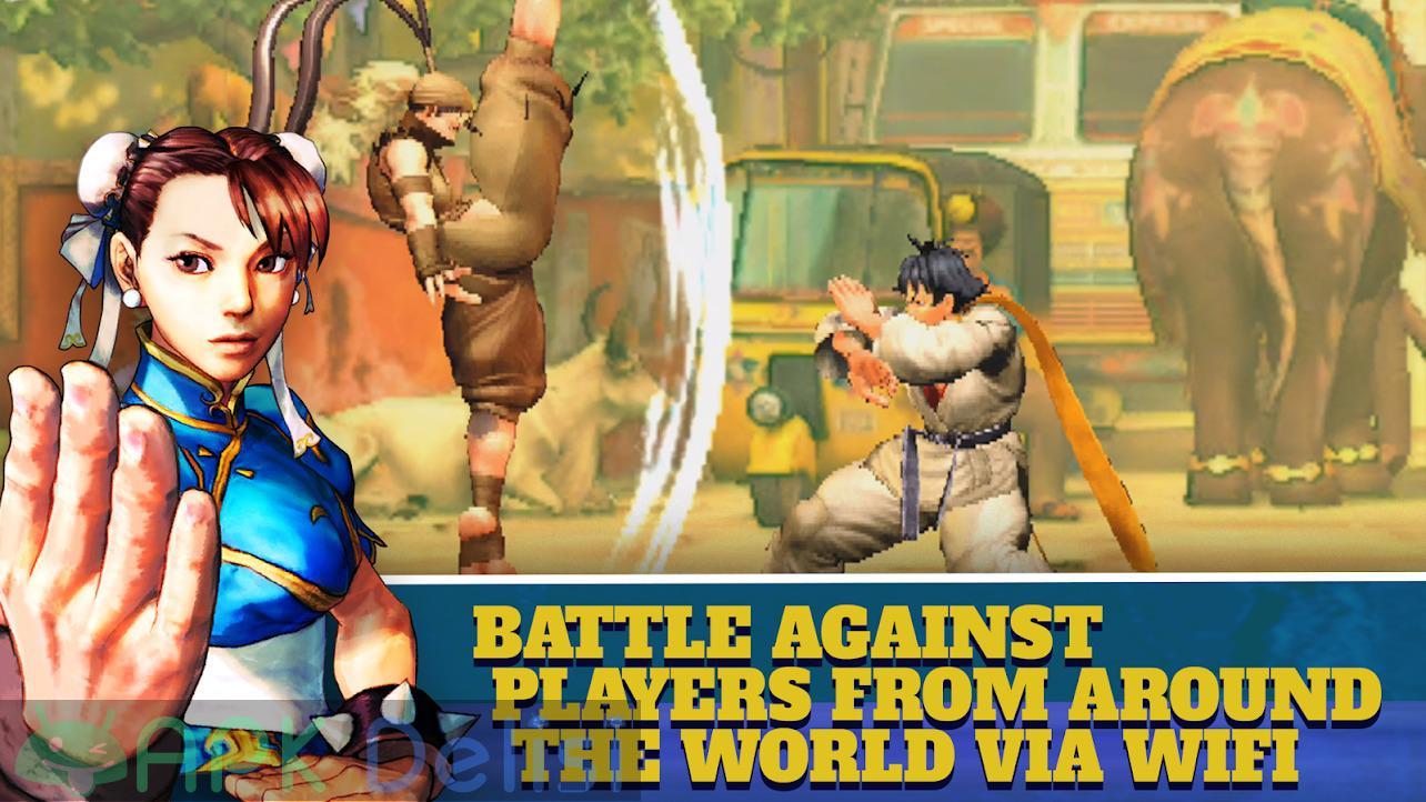 Street Fighter 4 Champion Edition v1.03.03 MOD APK — KİLİTLER AÇIK 3