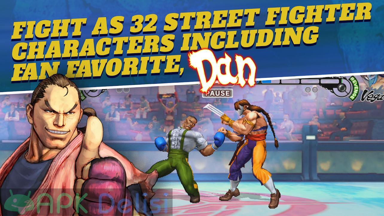 Street Fighter 4 Champion Edition v1.03.03 MOD APK — KİLİTLER AÇIK 4