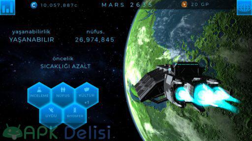 TerraGenesis Uzay Kolonisi v6.05 MOD APK – MEGA HİLELİ 5
