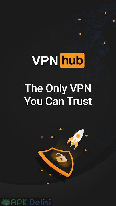 VPNhub v3.9.2 PREMİUM APK – YASAKLI SİTELERE GİRİŞ 1