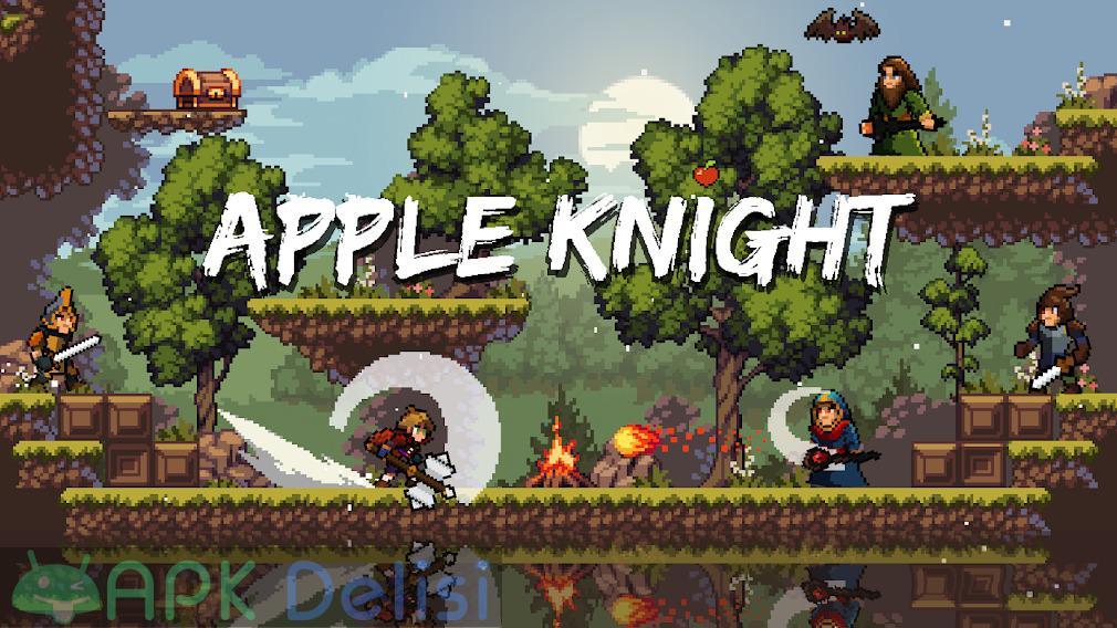 Apple Knight Action Platformer v2.2.4 MOD APK — MEGA HİLELİ 1