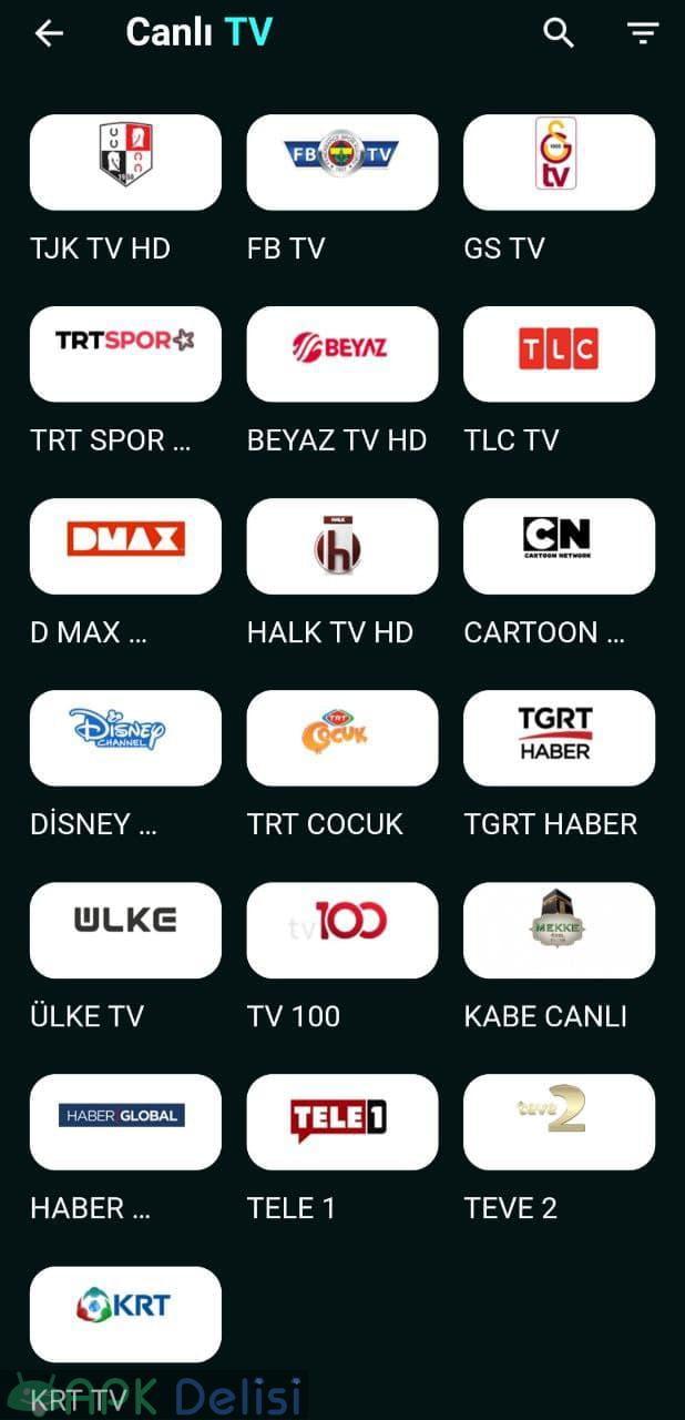 Deep TV PRO v1.0.34 REKLAMSIZ APK — CANLI MAÇ, EXXEN SPOR, NETFLİX, CANLI TV, 4