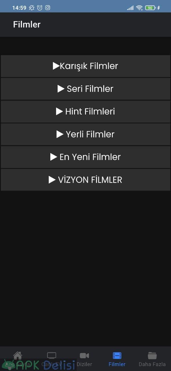 Karman TV v1.2 REKLAMSIZ APK — CANLI MAÇ EXXEN, BEİN SPORTS, BLUTV, NETFLİX, GAİN 6