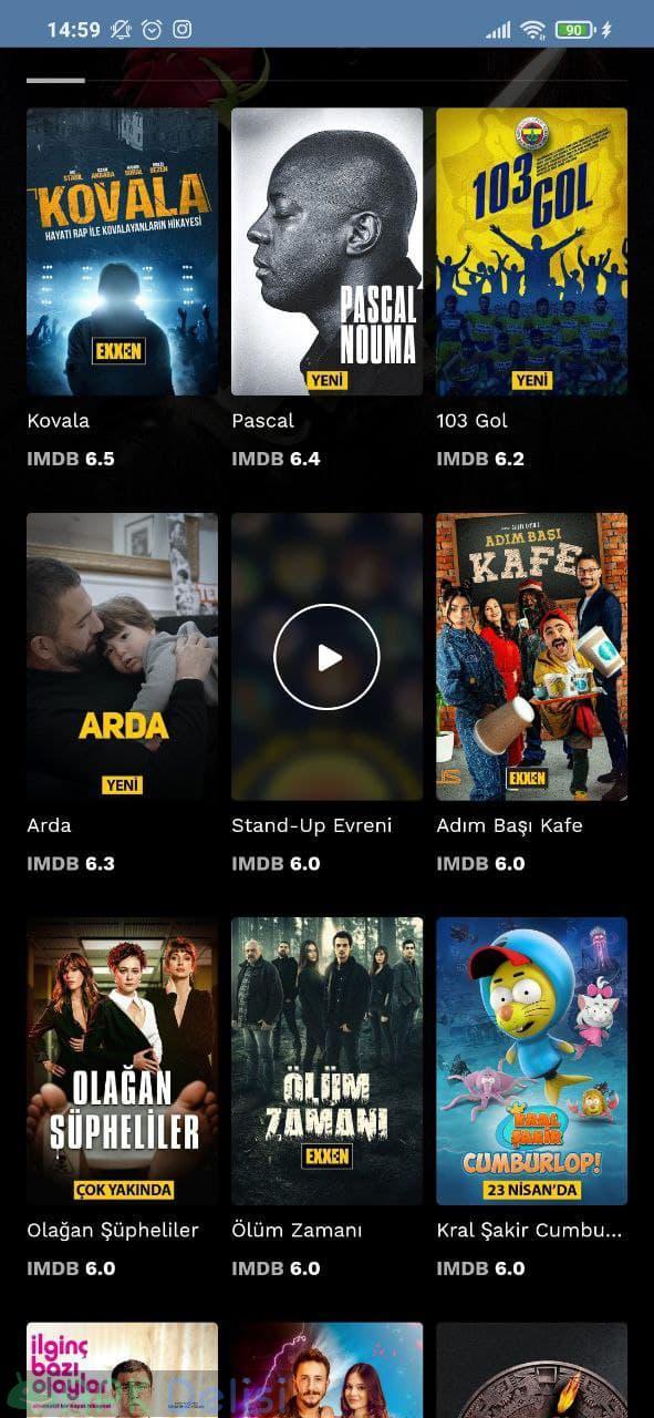 Karman TV v1.2 REKLAMSIZ APK — CANLI MAÇ EXXEN, BEİN SPORTS, BLUTV, NETFLİX, GAİN 7