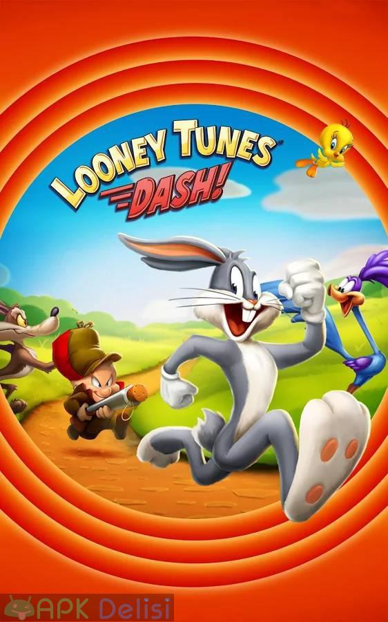 Looney Tunes Dash v1.93.03 MOD APK — SINIRSIZ PARA HİLELİ 1