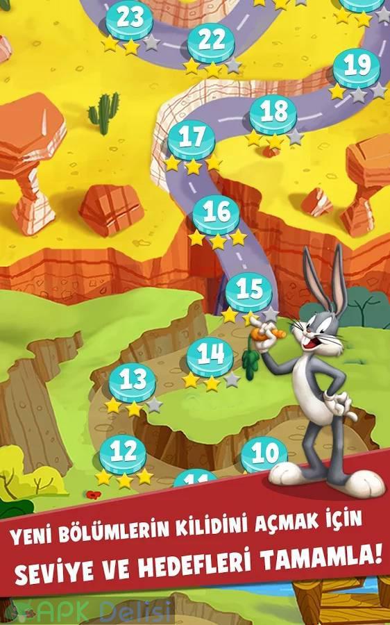 Looney Tunes Dash v1.93.03 MOD APK — SINIRSIZ PARA HİLELİ 2