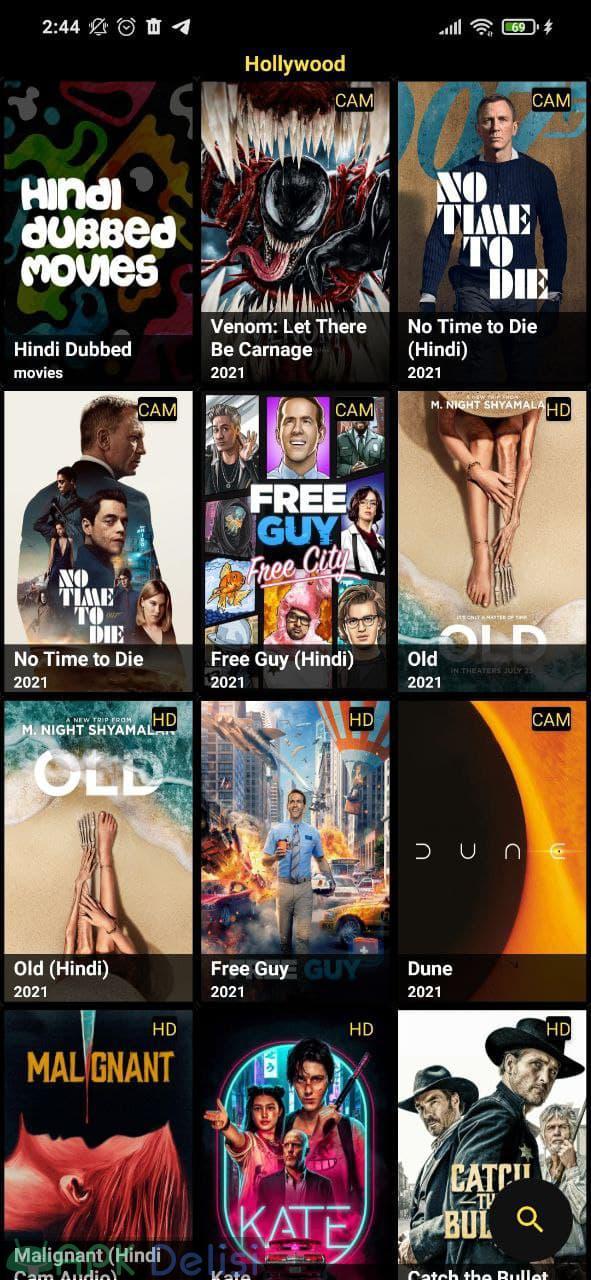Pikashow v10.6.8 MOD APK — LİVE TV, NETFLİX (NO ADS) 3